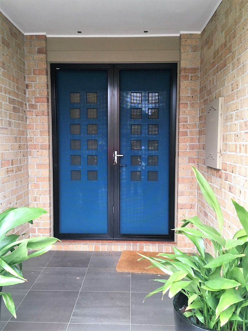Invisi Gard Security Doors Melbounre