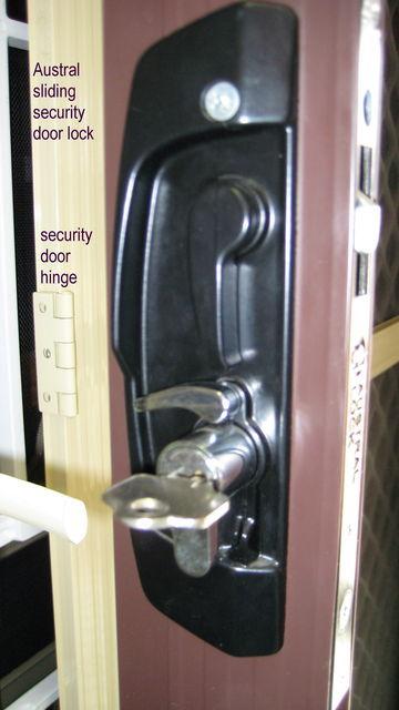 Repair Security Doors Flyscreens